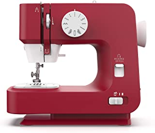 KPCB ミシン多機能家庭用12種類の縫い目ミシン 押え交換可能とボタン縫い機能アップ
