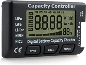 Best lipo battery capacity tester Reviews
