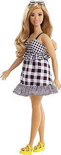Barbie Fashionistas Check Me Out Doll, Curvy