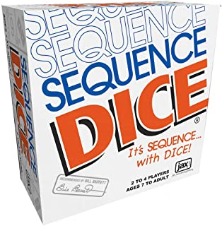 Jax Sequence Dice: An Exciting Game of Strategy