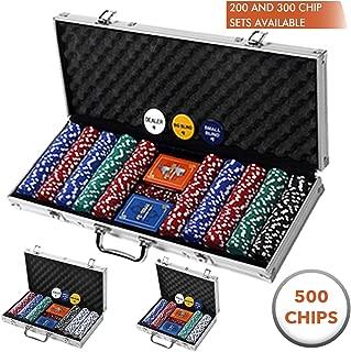 Best lightweight poker chips Reviews