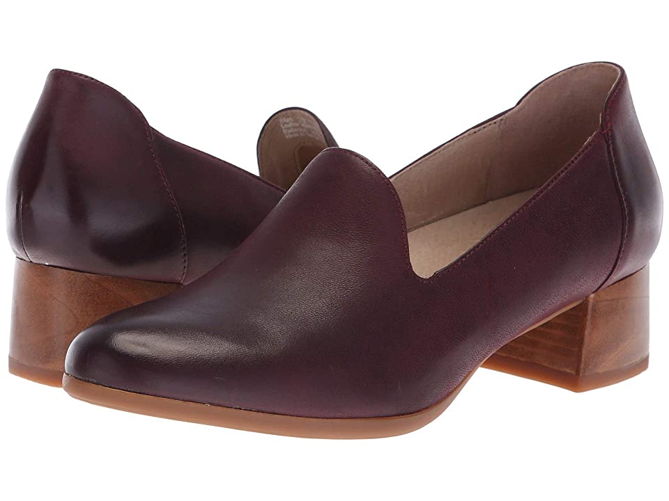 Dansko Preston (Wine Burnished Nubuck) Women