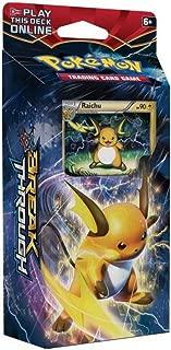 Pokemon XY BREAKthrough Raichu Theme Deck (Pokemon USA)