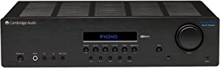 Cambridge Audio Topaz SR20 Powerful Digital Stereo Receiver - Black