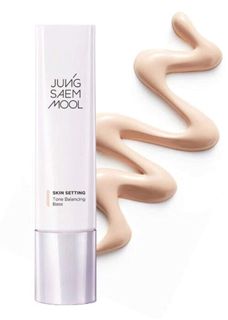 しがみつく里親熟読[JUNG SAEM MOOL] Skin Setting Tone Balancing Base 40ml / ジョンセンムル スキン セッティング トーン バランシング ベース [並行輸入品]