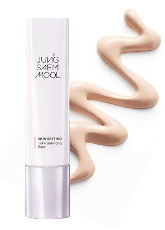配分ビジネス知人[JUNG SAEM MOOL] Skin Setting Tone Balancing Base 40ml / ジョンセンムル スキン セッティング トーン バランシング ベース [並行輸入品]