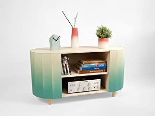 Scaffalature con Faccette - credenza sala armadietto piccolo mobiletto tv sala da bagno panca accessori per camera da lett...