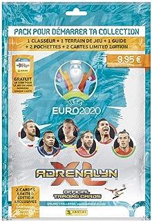 Panini- UEFA Euro 2020 ADRENALYN XL Trading Cards-Pack para comenzar TA Collection, 2602-014 , color/modelo surtido
