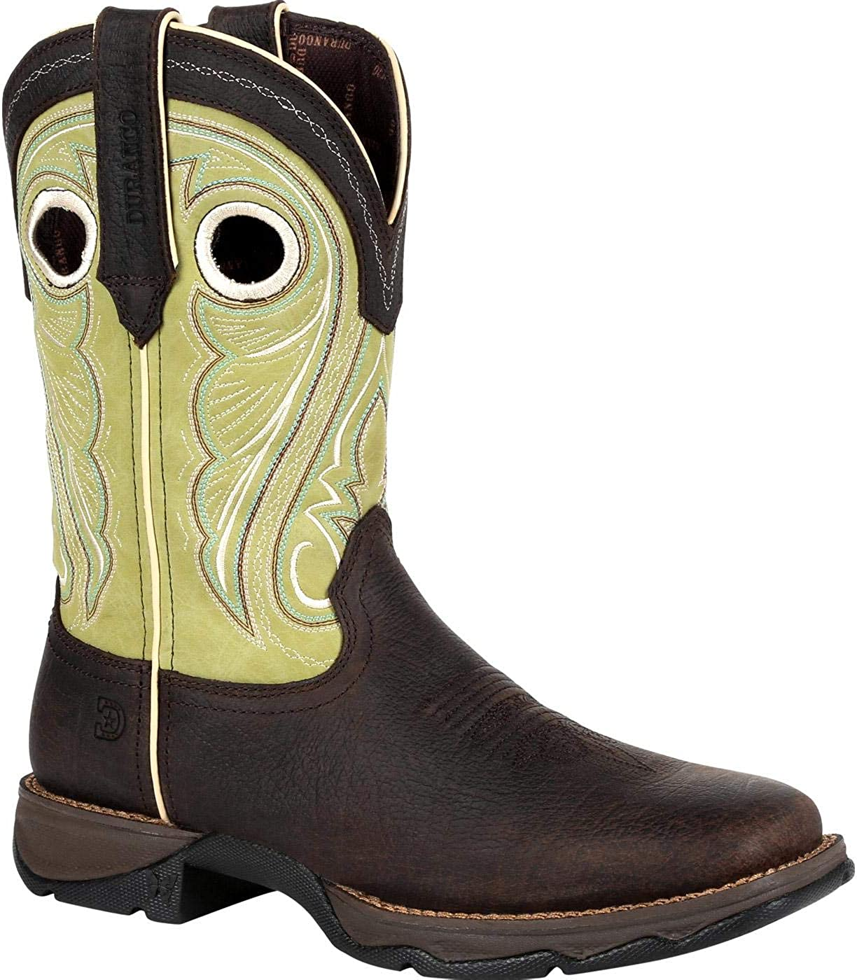 Lady Our shop OFFers the best Free shipping / New service Durango Women's Lime Boot Western