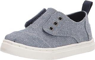 TOMS Unisex-Child Cordones Cupsole Sneaker