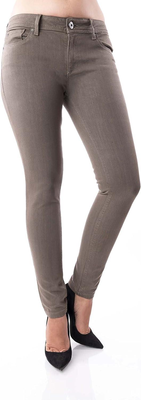 Dl 1961 Premium Skinny Jeans Power Leggings Emma Lansing Brown New
