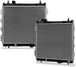 CU2298 Radiator Replacement for Chrysler PT Cruiser 2001-2010 L4 2.4L(1