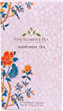 5 Element Tea - Herbal Tea for Sleep and Rest, Helps Calm the Mind, Prevents Insomnia, and Relieves Restlessness