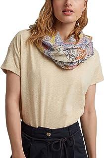 ESPRIT Recycelt: Loop-Schal mit Muster