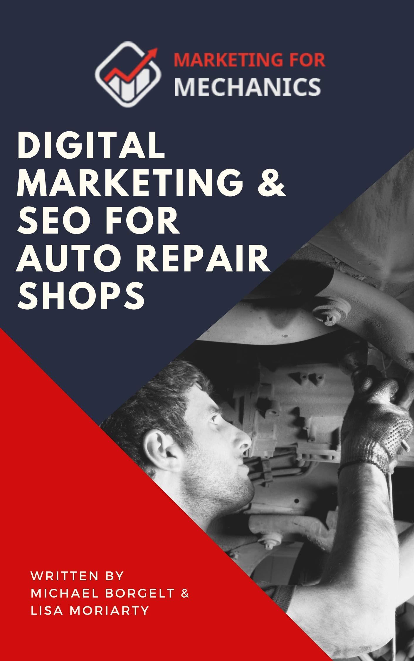 Digital Marketing & SEO for Auto Repair Shops
