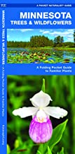 Minnesota Trees & Wildflowers: A Folding Pocket Guide to Familiar Plants (Wildlife and Nature Identification)