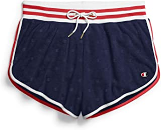 Champion LIFE womens Terry Cloth Short Shorts