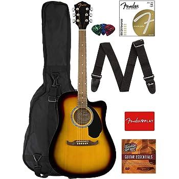 Natural w// Gig Bag Yamaha FGX800C Solid Top Folk Acoustic-Electric Guitar