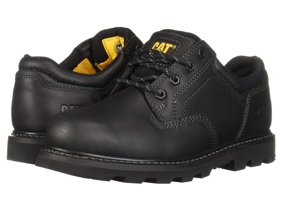Caterpillar Ridgemont 2.0 (Black) Men's Plain Toe Shoes