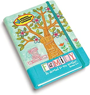 Family Tree 6 x 4 Convenient Address Internet Passwords Username Logbook