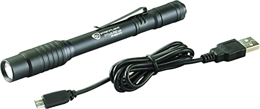 Best rechargeable streamlight stylus pro Reviews