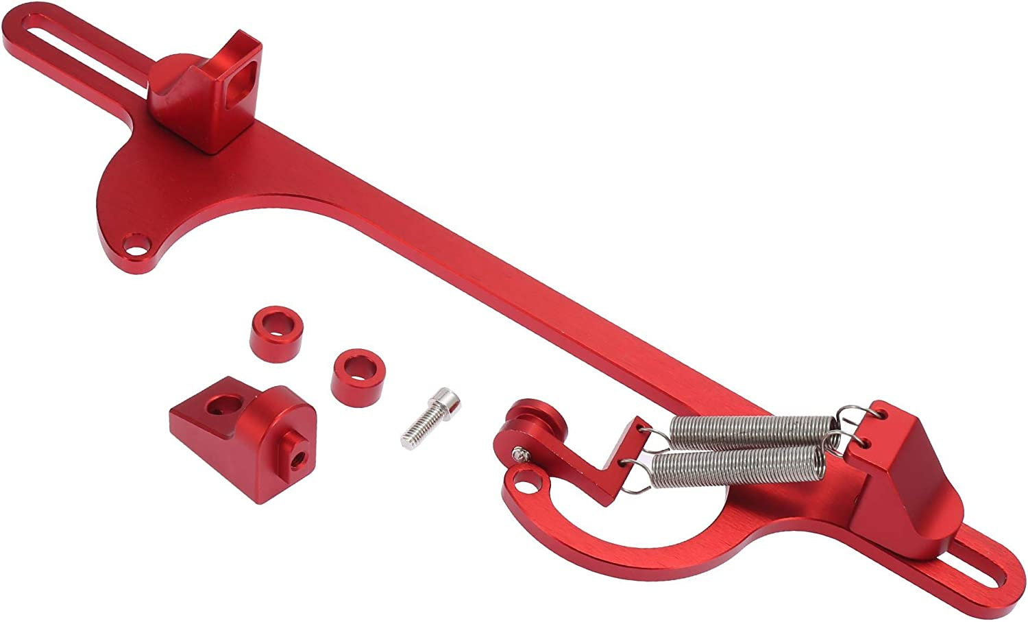 X AUTOHAUX Car Adjustable Throttle Indianapolis Mall Recommended Cable 4150 Kit Bracket fo for