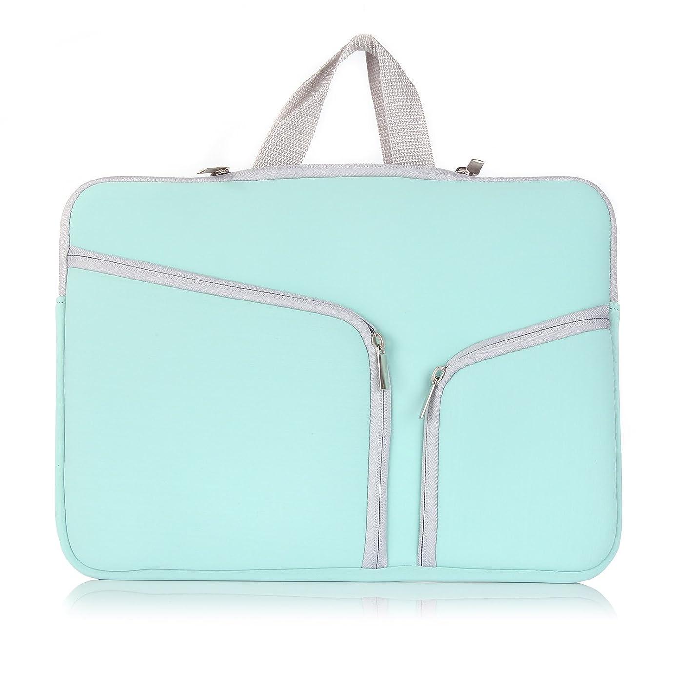 Binguowang 13.3 inch Laptop Sleeve Case Notebook Bag with Zipper for Macbook air 13