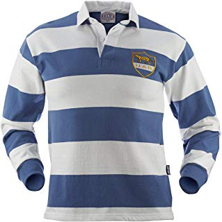 Argentina Old Style Rugby Jersey