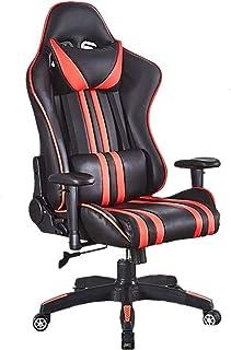 ZHENG Silla Escritorio Silla Gaming Sillas de Ordenador ayudan a Promover la posición sentada Confortable for los Juegos de Trabajo