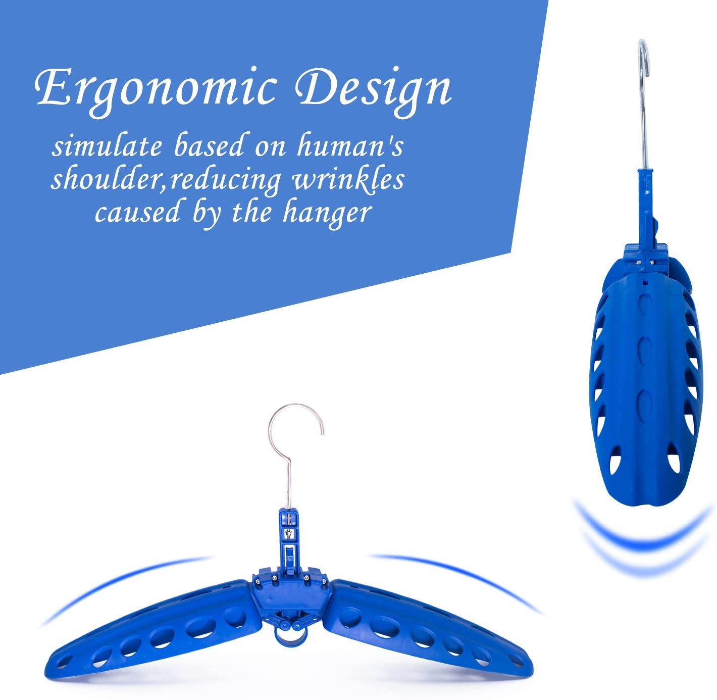 Multi Purpose Foldable Hanger Stand for Snorkeling Diving Surf Wetsuit Drysuit