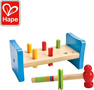 Hape First Pounder Toddler Wooden Hammer Tool