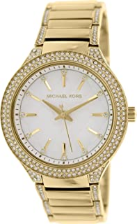 Michael Kors Women's MK3347 - Kerry Gold Tone