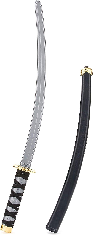 KULTFAKTOR GmbH Ninja Schwert Schwarz-Gold 41cm Einheitsgröße B01I1ZZACI  Hohe Qualität  | Internationale Wahl