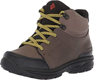 Columbia Kids' Youth Everett Waterproof Hiking Boot