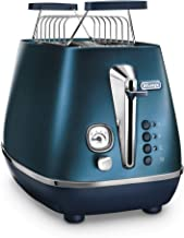 DeLonghi Distinta Flair Toaster, Prestige Blue, 2-Slice