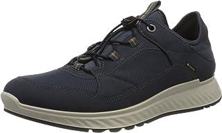 حذاء المشي لمسافات طويلة EXOSTRIDE منخفض من المطاط المقاوم للصدأ للرجال من ايكو