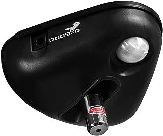 OxGord Laser Garage Parking Sensor Assist - Wireless for Garage Stop Auto Park Guide Safety Aid
