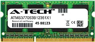 A-Tech 8GB Module for HP Folio 13-1029wm Laptop & Notebook Compatible DDR3/DDR3L PC3-12800 1600Mhz Memory Ram (ATMS377053B12351X1)