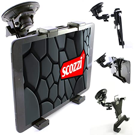 Scozzi Tablet Halterung Auto Scheibe Halter 11 4 3 2 Elektronik