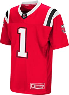Colosseum NCAA Youth-Play Action Pass-#1 Team Football Jersey