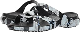 Meleen Twist Graphic Sandal