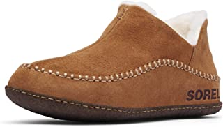 Sorel - Men's Manawan II House Slippers with Suede Upper and Wool/Polyester Lining