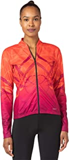 Terry Women's Strada Cycling Jersey Full-Zip Great to Layer Four-Season-Appropriate Princess Seamed