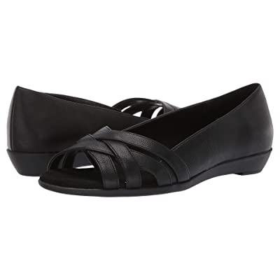 A2 by Aerosoles Fanatic (Black Nappa) Women