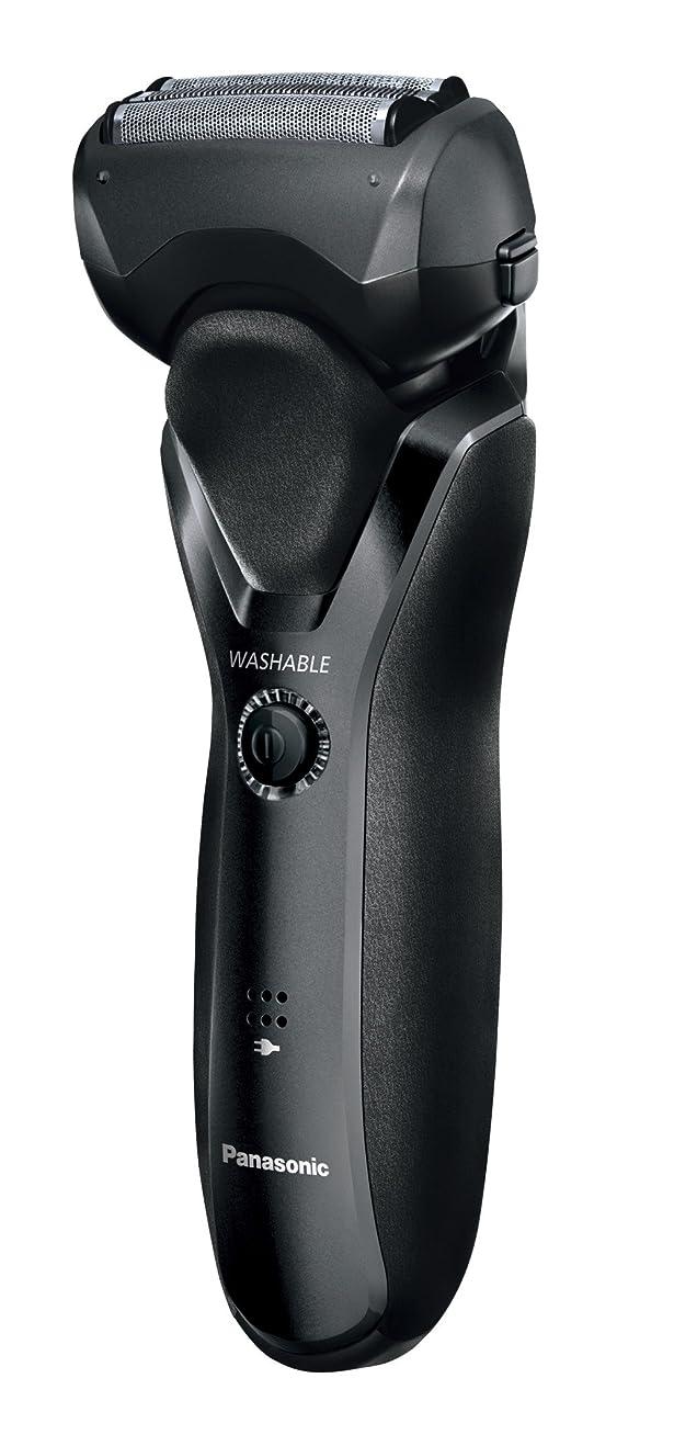職業長方形注目すべきパナソニック メンズシェーバー 3枚刃 黒 ES-RT26-K