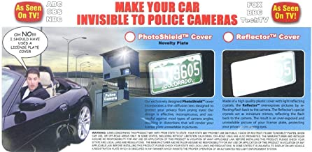 ONTRACK Manufacturing Super Protector License Plate Cover