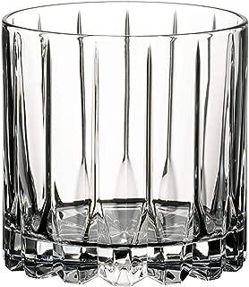 Riedel 6417/02 Drink Specific Glassware Rocks Glass, 9 oz, Clear