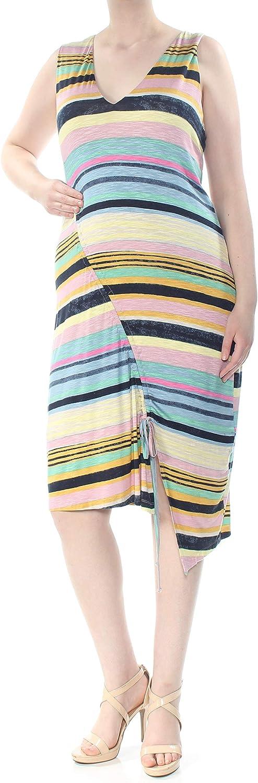 Rachel Rachel Roy Asymmetrical Drawstring Dress