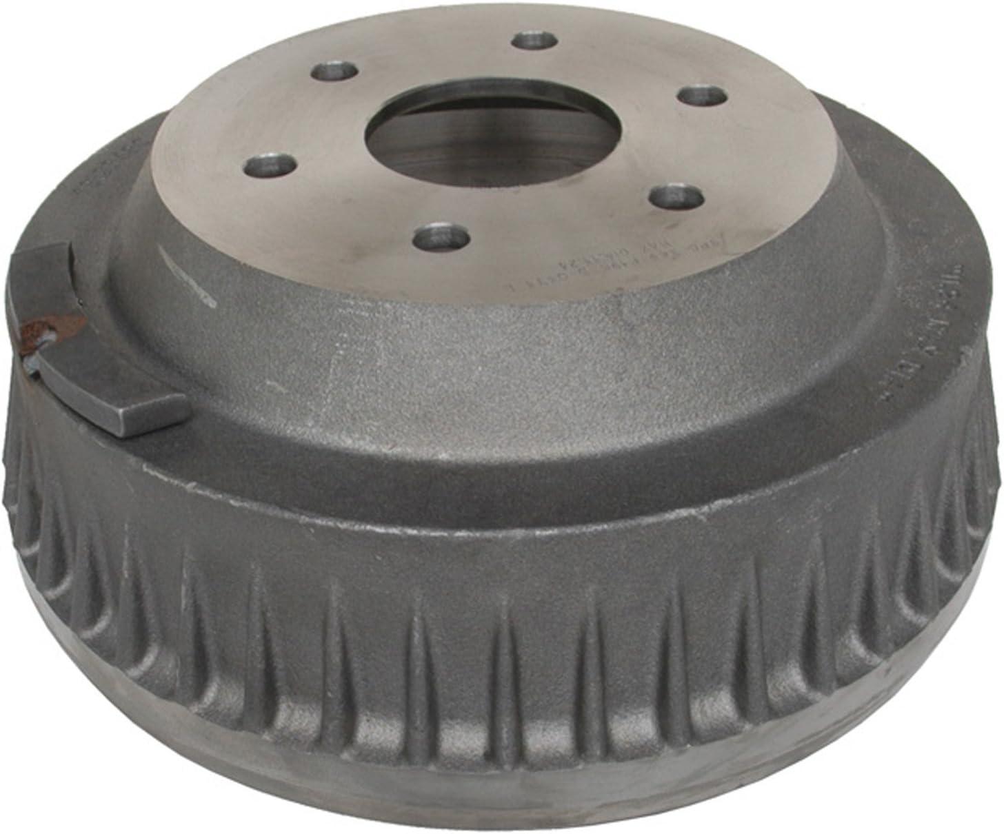 Max 61% OFF ACDelco Austin Mall Professional 18B187 Rear Drum Brake