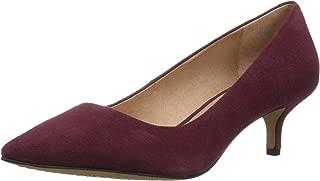 Best burgundy kitten heels Reviews
